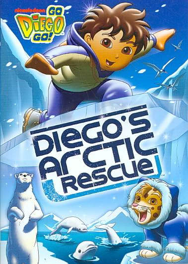 GO, DIEGO, GO!:DIEGO ARCTIC RESCUE BY GO DIEGO GO (DVD)